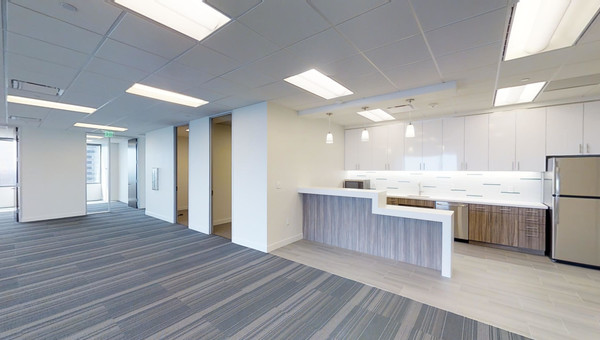 Commercial office spaces in west richardson galleria dallas truss