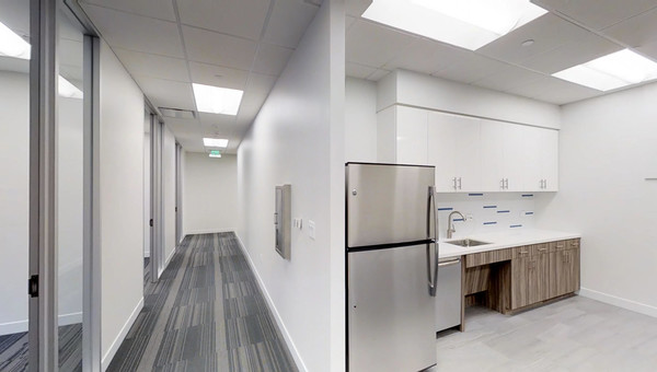 Commercial office spaces in east richardson garland dallas truss