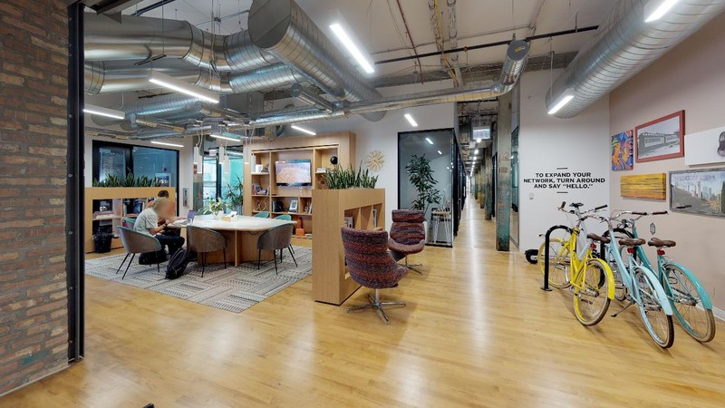 Chicago Spaces Coworking Space