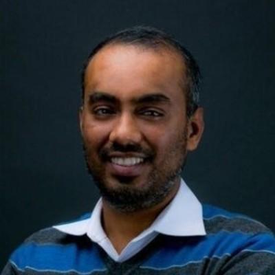 Aksh Gupta headshot